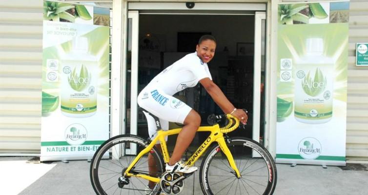 Cyclistes et aloe vera